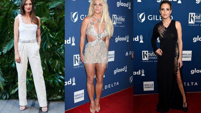 Mejor Peor Vestidas Britney Spears Sara Carbonero