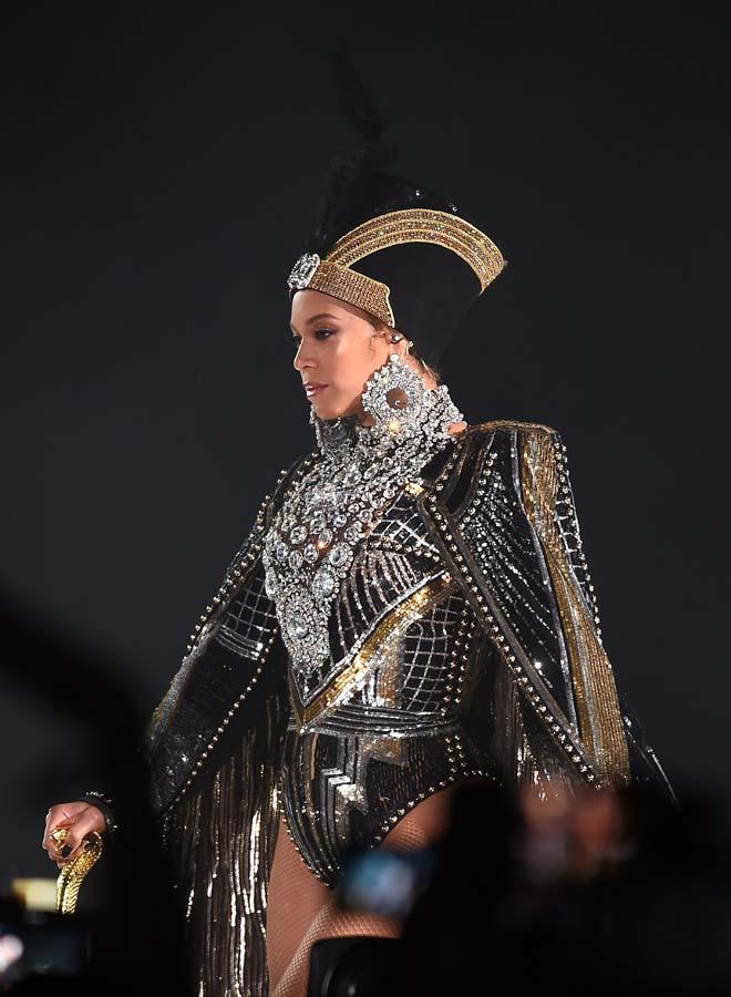 Beyoncé en el Festival de Coachella
