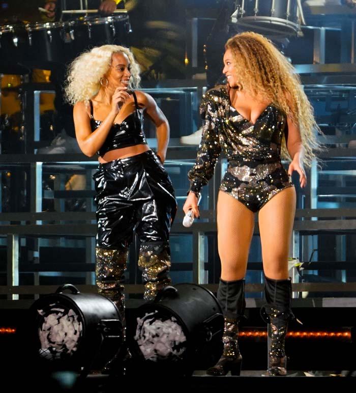 Destiny's Child en el Festival de Coachella