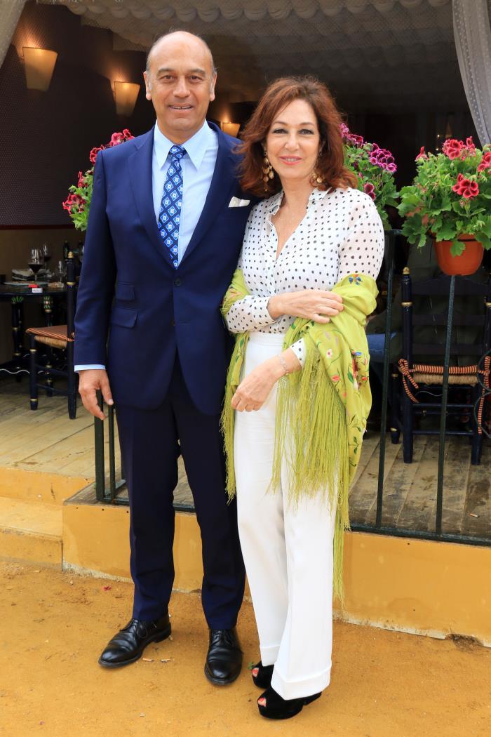 Ana Rosa Quintana Feria Sevilla 2018