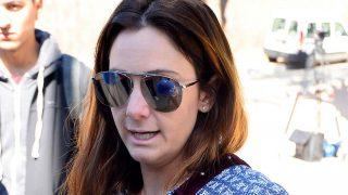 GALERÍA: Así ha sido el tenso desahucio de la hija del Marqués de Larios / Gtres