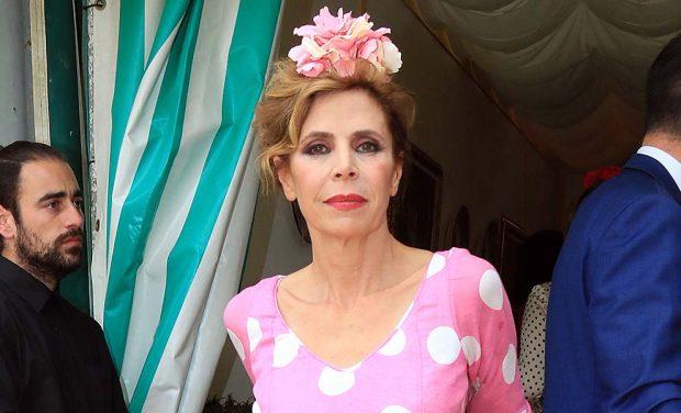 Ágatha Ruiz de la Prada busca el amor a través de una web de contactos