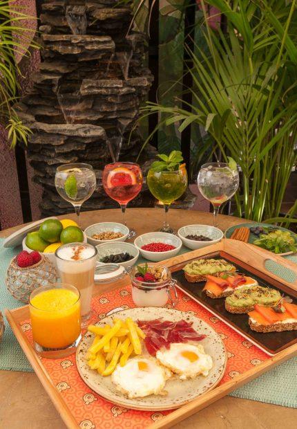 La cocina de San Antón presenta su 'Gin Brunch'