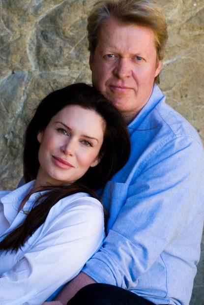 El conde de Spencer con su tercera esposa, Karen / Gtres
