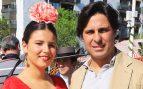 El torero Francisco Rivera Ordóñez con su hija Cayetana