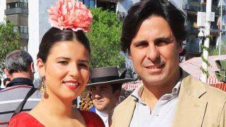 Francisco Rivera Ordóñez con su hija Cayetana en la Feria de Abril /Gtres