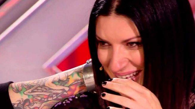 Laura Pausini, Factor X