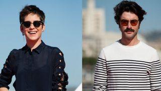María y Javier, dos maneras de entender el look 'navy' / Gtres