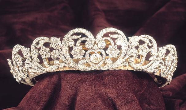 La tiara Spencer en la actualidad