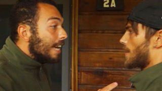 Alberto Isla y Sergio Carvajal tienen una monumental bronca/ Mediaset