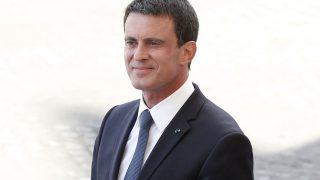 El ex ministro Manuel Valls en una imagen de archivo / Gtres