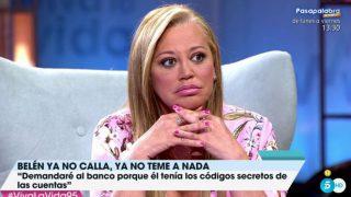 Belén Esteban este domingo en 'Viva la vida' /Mediaset