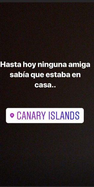 Aurah Ruiz y el hijo de Jesé abandonan el hospital para trasladarse a Canarias