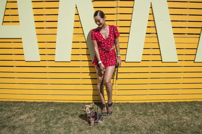 Ideas para tus looks de festival vistas en Coachella