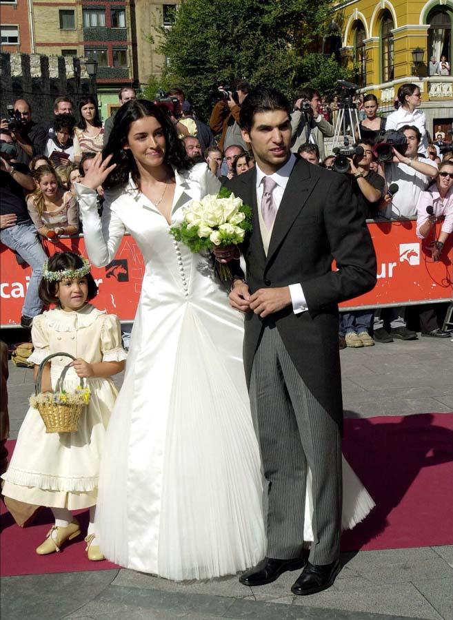 Blanca Romero y Cayetano Rivera