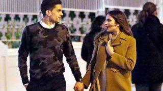 Marc Bartra y Melissa Jiménez, padres felices de otra niña / Gtres