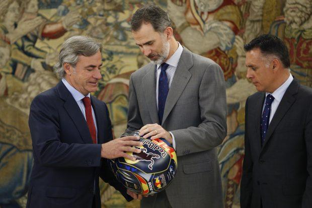 Carlos Sainz nos descubre los secretos de su encuentro con el Rey