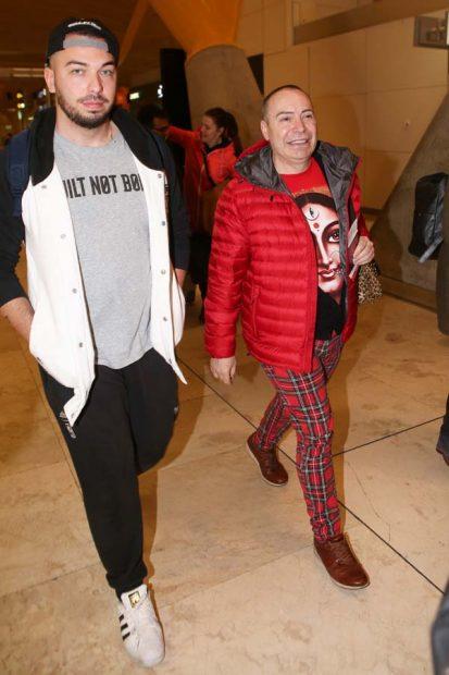 Alberto Isla y el Maestro Joao