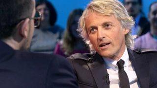 Jesús Calleja durante la entrevista con Risto Mejide /Mediaset