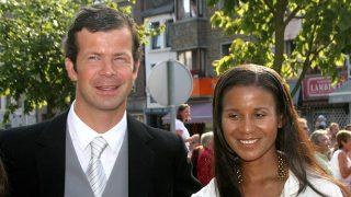 Los príncipes Maximiliano y Ángela / Gtres