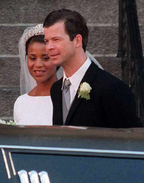 Meghan no fue la primera: El otro amor interracial de la realeza europea