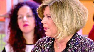 Terelu Campos en 'Sálvame' (Telecinco)
