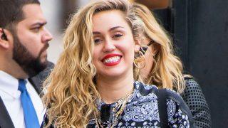 Miley Cyrus en una imagen de archivo / Gtres
