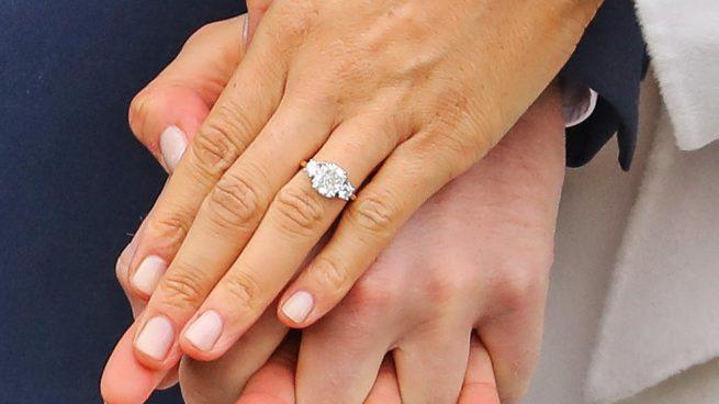 ¿Quieres un anillo como el de Meghan Markle?