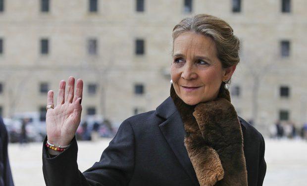 Doña Elena, el comodín de la Familia Real