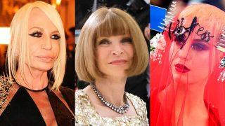 Donatella Versace, Anna Wintour y Katy Perry, embajadoras y anfitriona de la Gala Met / Gtres