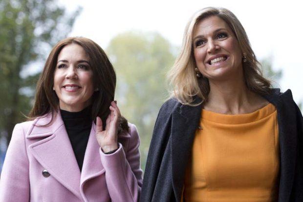 Mary de Dinamarca y Máxima de Holanda