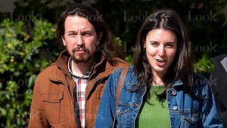 IMÁGENES EXCLUSIVAS: Pablo Iglesias e Irene Montero acuden a revisión del embarazo / LOOK