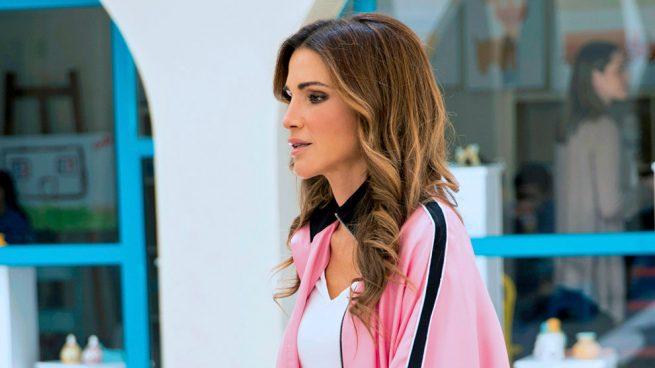 Rania de Jordania sporty chic