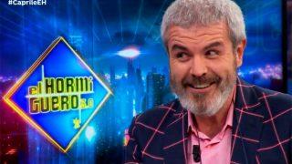 Lorenzo Caprile en 'El Hormiguero' / Antena 3