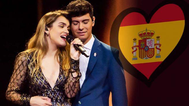 Amaia y Alfred Eurovisión 2018