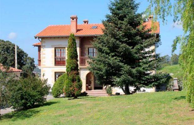 Bustamante casa Cantabria