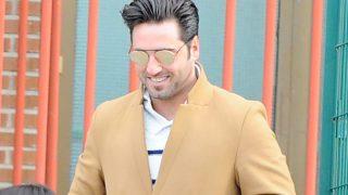 David Bustamante en una imagen de archivo / Gtres