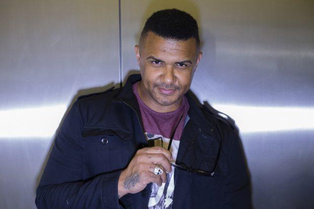 El cantante Henry Méndez / Gtres