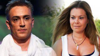 Kiko Hernández y María José Campanario / Gtres