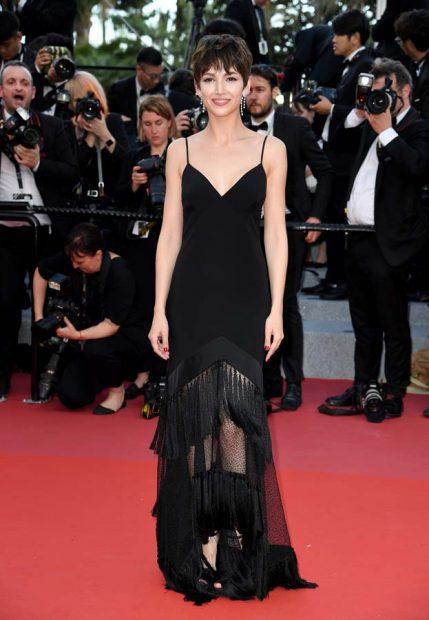 Ursula Corbero en Cannes