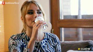 Alba Carrillo, en 'Ven a Cenar Conmigo Gourmet' / Mediaset