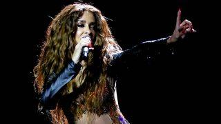 GALERÍA: La espectacular actuación de Eleni Foureira / Gtres