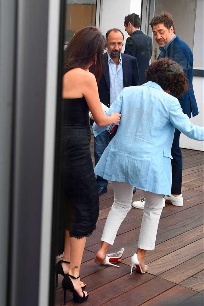 Inma Cuesta Cannes