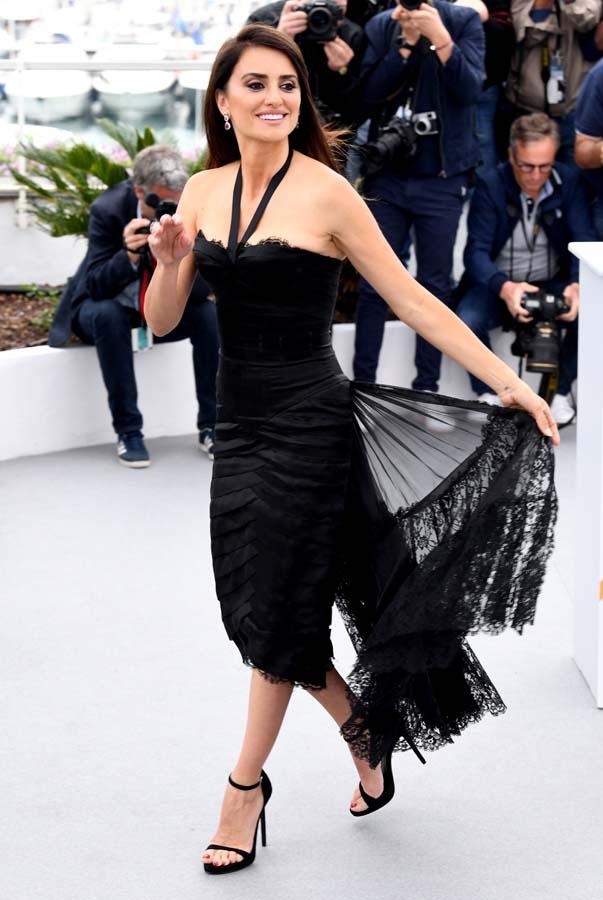 Penélope Cruz en el Festival de Cannes 2018