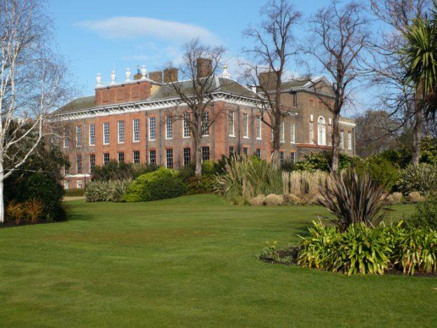 Vistas del Palacio de Kensington / Gtres