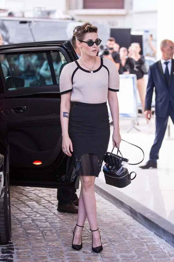 Kristen Stewart o cómo vestir de Chanel sin parecer una señora mayor