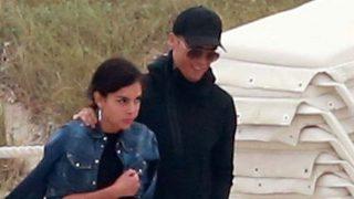 Cristiano Ronaldo y Georgina Rodríguez en Formentera /Gtres