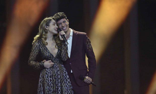 Amaia and Alfred Eurovisión