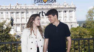 Amaia Romero y Alfred García han dicho sin reparos lo que les parece su puesto en Eurovisión /Gtres