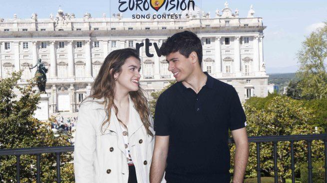 Amaia Romero y Alfred García Eurovisión